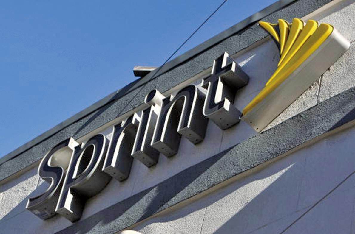 圖為三藩市一家斯普林特(Sprint Nextel)經銷商 。(Getty Images)