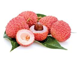 荔枝含天然毒素  切忌空腹多食