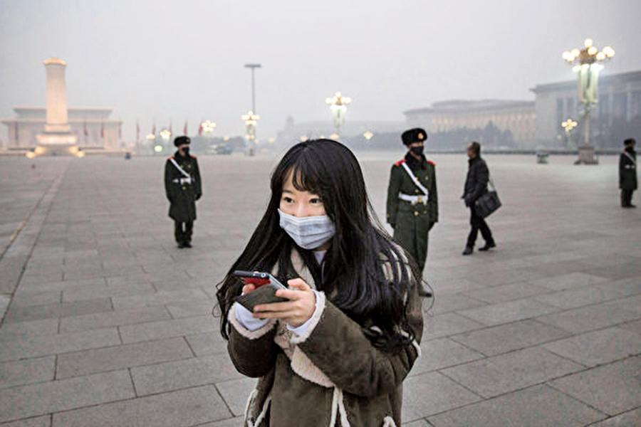 霧霾可致糖尿病 中國人應警惕