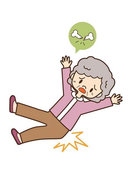 走路變慢、步距變短是動齡異常警訊 小心骨折與跌傷