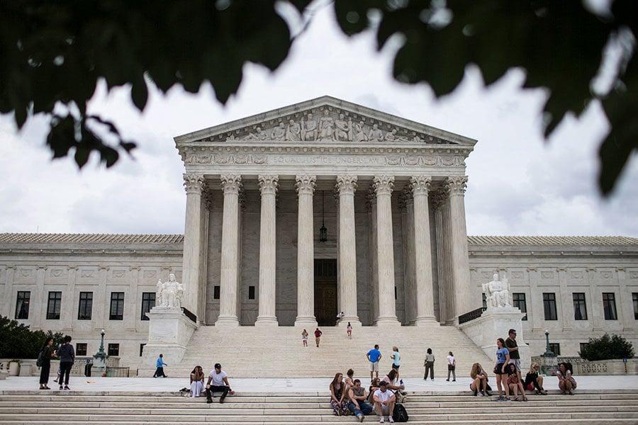 特朗普面試六名大法官候選人 三人呼聲高