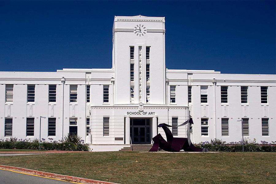 圖為澳洲國立大學(ANU)人文學院。(Bidgee/維基百科)