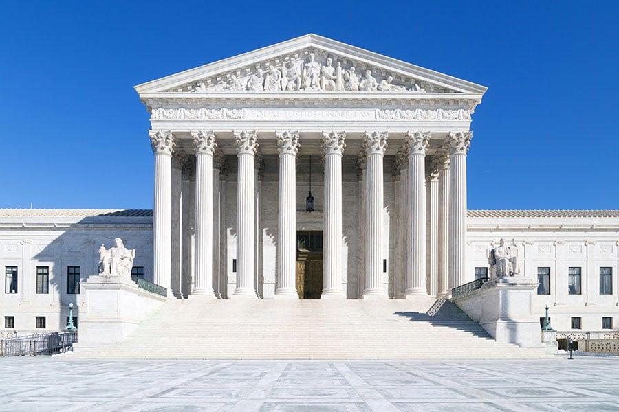 聯邦最高法院。(Fotolia)