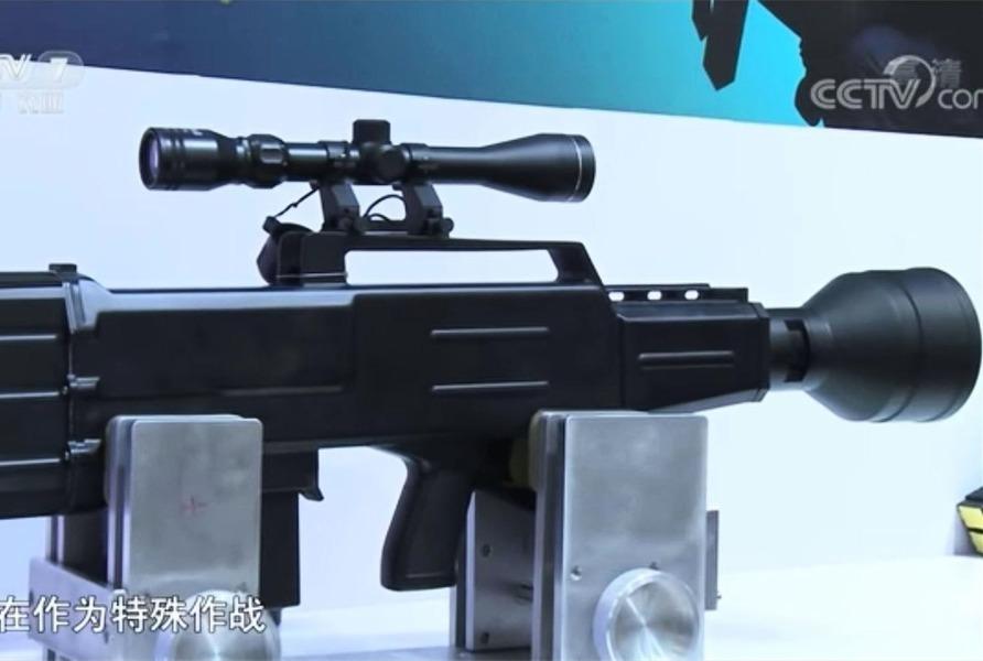 為鎮壓遊行示威 中共警方裝備激光槍遭詬病