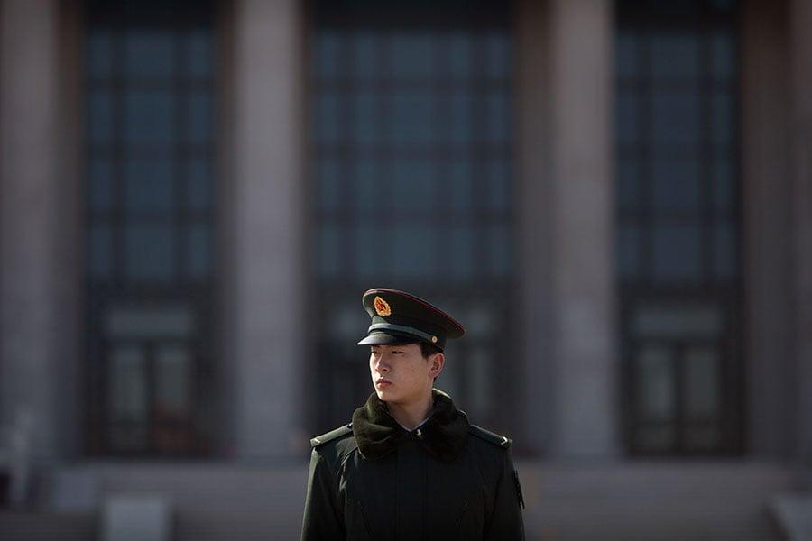 有大陸學者指出,中共對美國的判斷屢屢失誤。(Ed Jones/AFP/Getty Images)