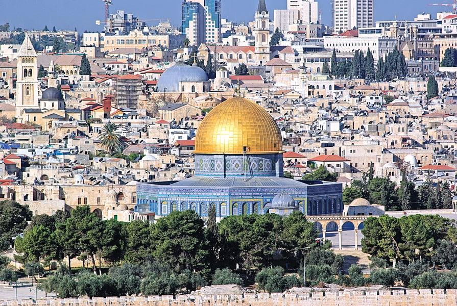 聖城期待神再臨——耶路撒冷四千年的故事(七)