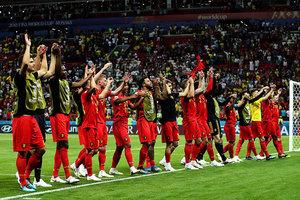 比利時淘汰巴西 追平一項世界盃紀錄