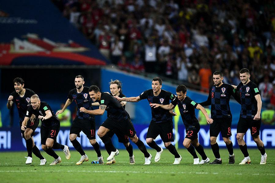 克羅地亞十二碼6:5擊敗俄羅斯 晉級四強
