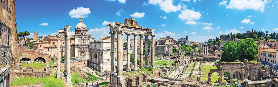 中國絲綢帶給羅馬帝國的震撼