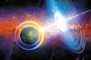 超級恆星的宇宙射線正飛向地球