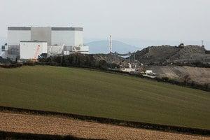 中共欲購買英國八座核電站 英啟動安檢應對