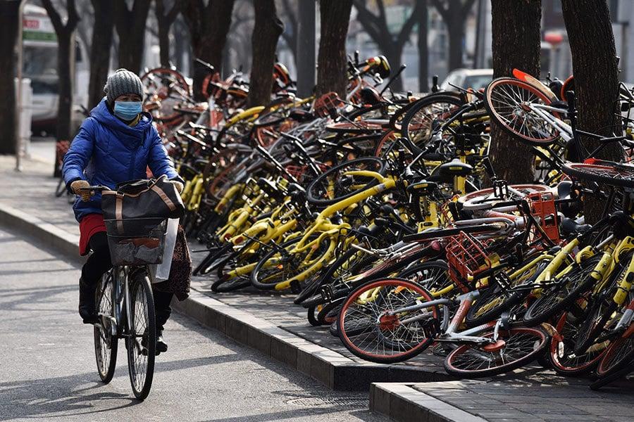 中國「共享經濟」退燒 專家:恐淪為共享災難