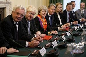兩內閣大臣辭職 英國脫歐再陷泥潭