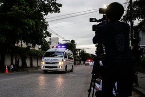 被困18天 泰足球隊13人奇蹟獲救 特朗普祝賀
