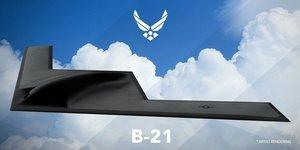 美空軍擬全面部署B-21隱形轟炸機 替換B-1