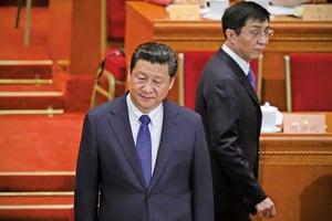 王滬寧煽反美鼓吹稀土戰