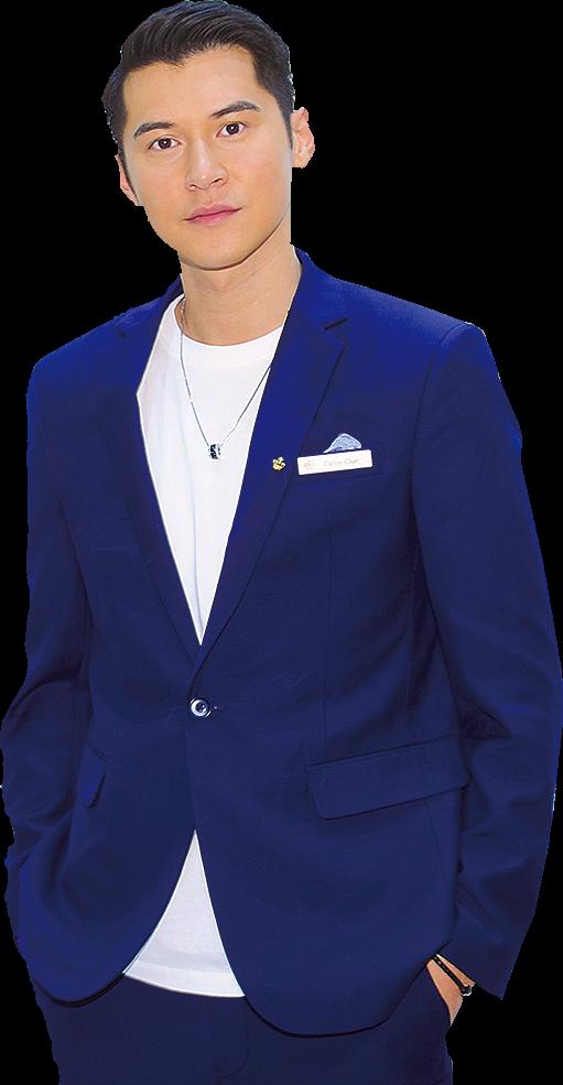 陳家樂透露最近為電影《掃毒2》進行拍攝工作。(資料圖片)