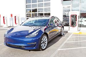 特斯拉Model 3 達成周量產五千輛目標