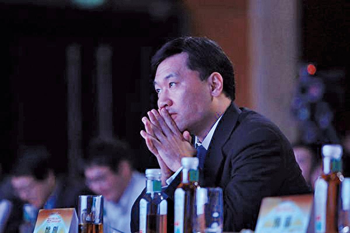 中共證監會前副主席姚剛。(大紀元資料室)