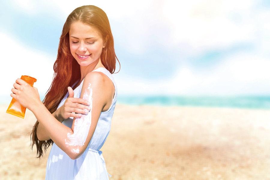 夏日做好皮膚防曬遠離皮膚病變