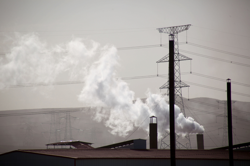 不懼中美貿易戰 煤炭價格今年大漲四成