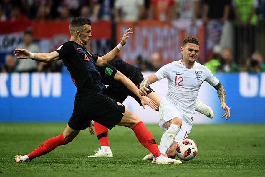 克羅地亞2:1勝英格蘭 首次挺進總決賽