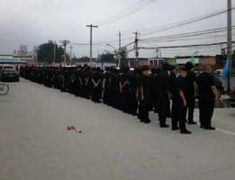 北京「一綠試點」到處強拆 民眾抗議