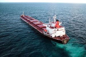 英超級油輪徘徊山東海域:原油找不到買家
