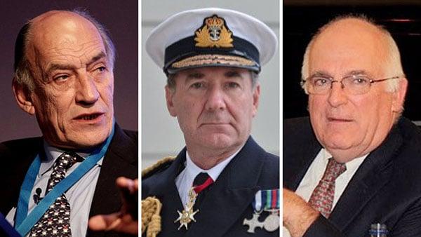 特朗普訪歐 英國軍界和情報界元老高調支持