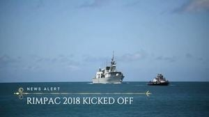 中共被拒參與環太平洋軍演 派間諜船偷窺