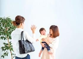 嬰幼兒的分離焦慮