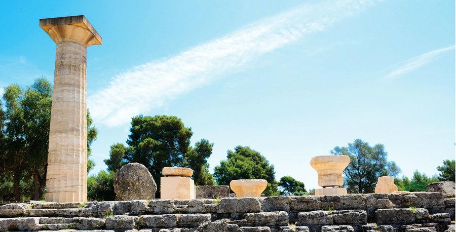 全人類的和平互動與榮耀 奧林匹亞 Olympia(二)