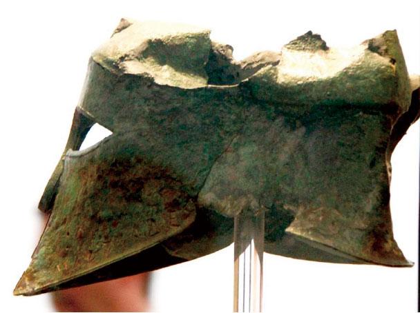 Archaic Period時期的收藏品 ── 擄自波斯軍隊的戰利品。