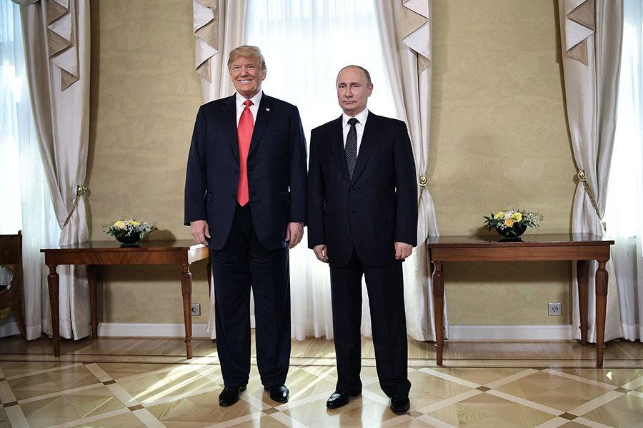 特朗普和普京會面 為何選芬蘭為峰會召開地