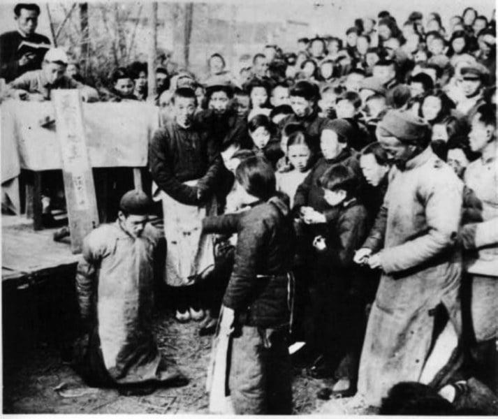 中共土改按比例殺人與反人類酷刑(下)