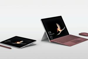微軟發表平價平板Surface Go 售價399美元起