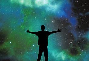 每秒有多少暗物質穿過人體?