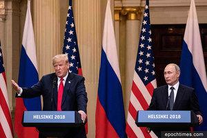 分析:特朗普和普京峰會 中共打甚麼算盤
