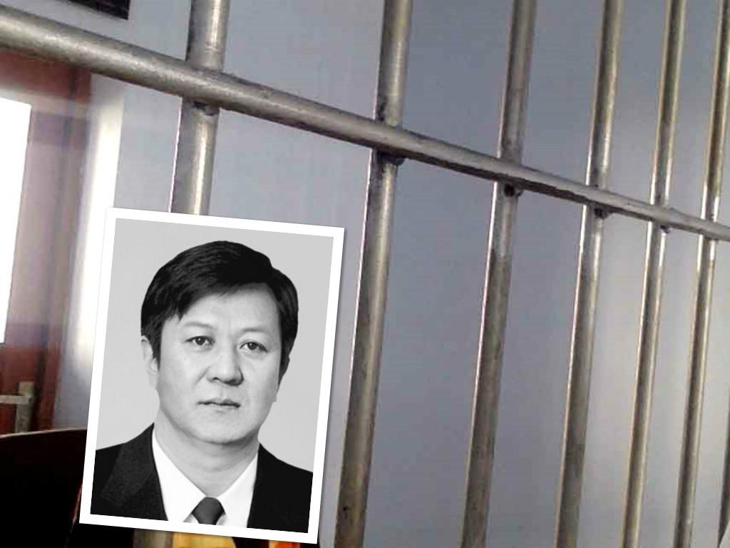 2017年4月20日,中共河北省委前常委、政法委前書記張越案開庭審理,其當庭認罪悔罪。(大紀元合成圖)