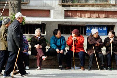 日前,中共黨媒稱養老、教育、醫療有望成拉動內需「三駕馬車」,此文一出,輿論譁然。(Getty Images)