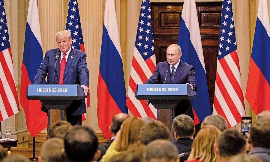 特朗普:美俄有效對話是有益的