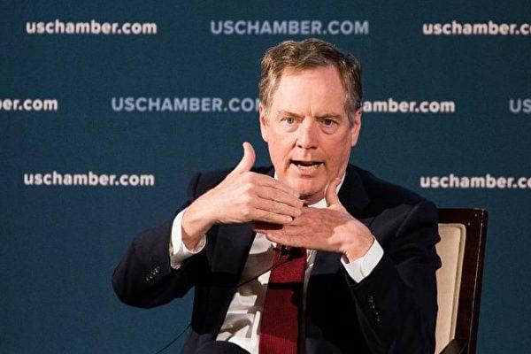 美國貿易代表辦公室(USTR)表示,針對中、歐、加、墨、土五個世貿成員國對美產品徵收不公平的報復性關稅,7月16日美國已對上述五國在世貿分別提告。(Samira Bouaou/大紀元)