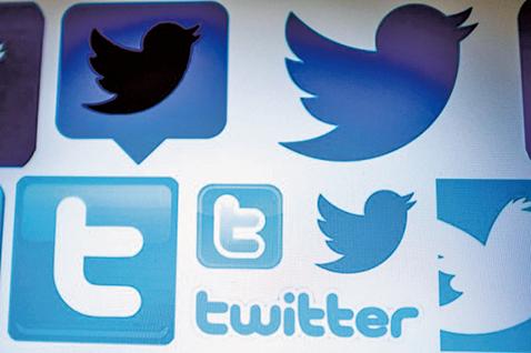 社交媒體「推特(Twitter)」7月12日起,開始大規模清理可疑帳號,數以千萬計帳戶被刪除。(AFP/Getty Images)