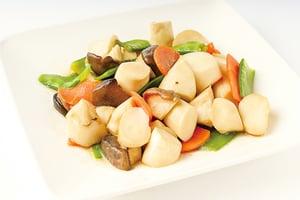 素食者的最愛 營養豐富的杏鮑菇