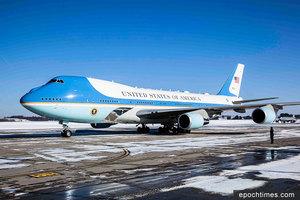 新專機取代空軍一號 特朗普兌現節省資金承諾