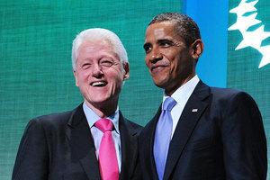 揭秘:奧巴馬和克林頓夫婦出賣美國利益