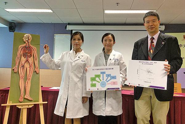中文大學醫學院最新研究發現,睡眠不足會增加青少年罹患心臟病或中風等心血管疾病的風險。(趙若水/大紀元)