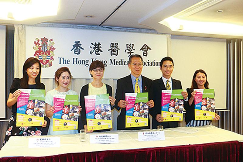 香港醫學會將於6月9日舉行年度慈善音樂會,籌得的善款及相關收益全數捐贈聖雅各福群會「青少年精神健康計劃」。(王文君/大紀元)