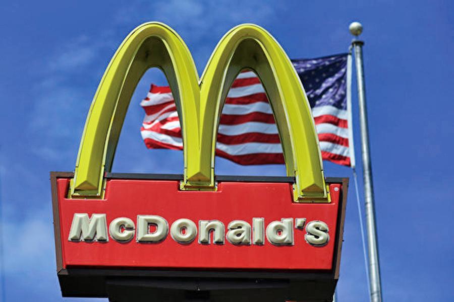 美逾百人感染寄生蟲 麥當勞沙律疑受污染遭查