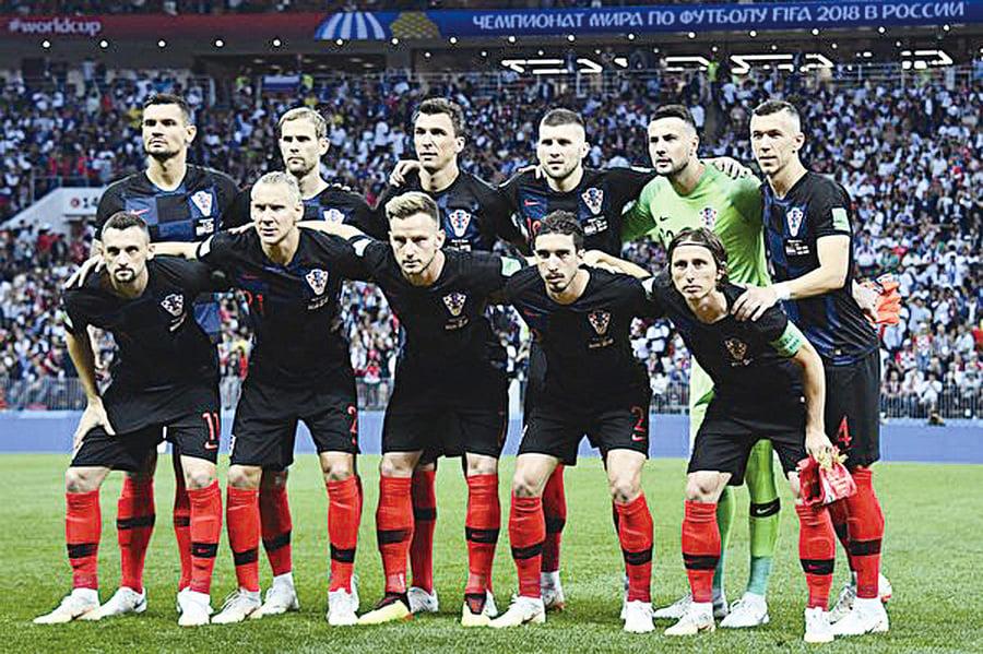 輸了也可以抬起頭來克羅地亞的啟示